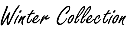 Winter Collection logo