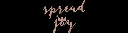 SPREAD JOY logo
