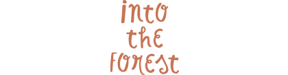 INTO THE FOREST logo